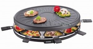 Grill Severin 2681  elektryczny Raclette - Partygrill